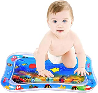 Large Playmat £28.99 ALLON Inflatable Baby Tummy Time Water Play Mat For Floor