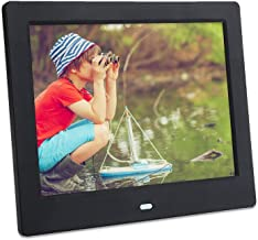 Sponsored Ad - fosa1 8inch LED Digital Photo Frame, 4:3 1024 X 768 HD Alarm Clock Music Movie Player 16M Support MP3 / MP2... photo