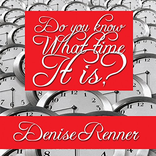 Do You Know What Time It Is? audiobook cover art