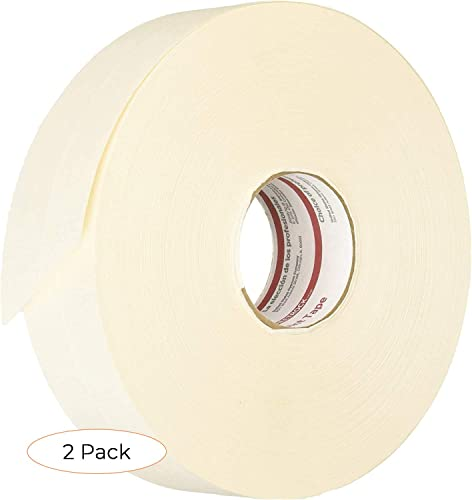 U S GYPSUM 382198 Dry/Wall JNT Tape, 500', White (Twо Расk)