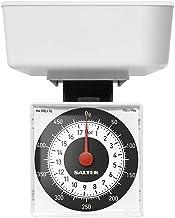 Salter Balance de Cuisine Mécanique Diététique, Capacité 500g, Pesez par Incréments de 5 g pour un Contrôle Précis des Por...