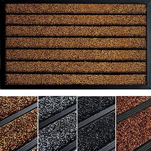 Door Mat - Welcome Mat - Door Mats Outdoor - 18x30 Doormat - Front Door Mats Outdoor - Outdoor Mat -...