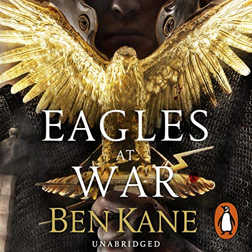 Eagles at War Audiobook By Ben Kane cover art