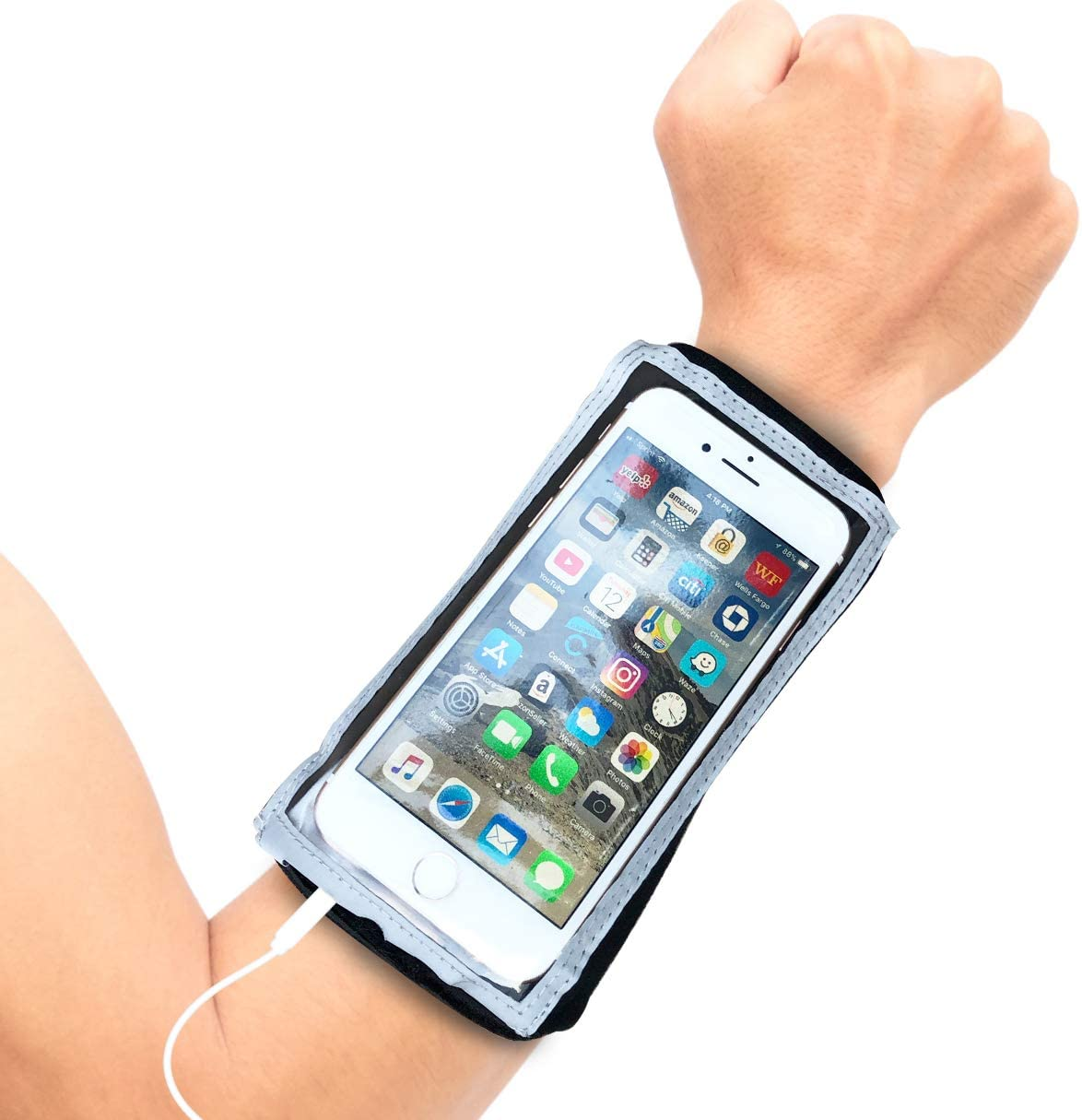 20 Pro Quality Sports Armband Gym Running Workout Strap Phone Case✔Honor 20