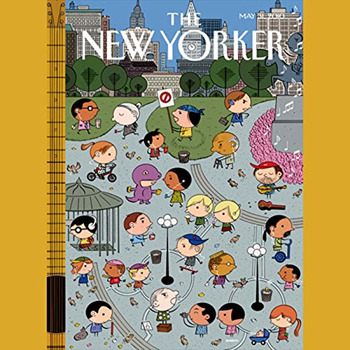 The New Yorker, May 31st, 2010 (William Finnegan, Jerome Groopman, Gay Talese) copertina