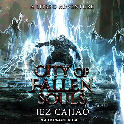 City of Fallen Souls cover art