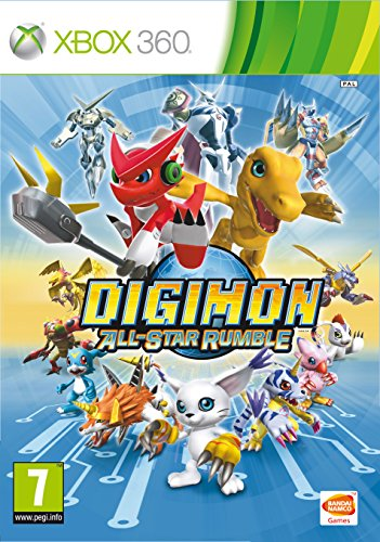 $ Digimon  AllStar Rumble
