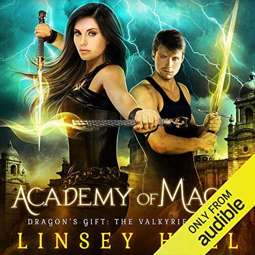 Academy of Magic: Dragon's Gift: The Valkyrie, Book 2