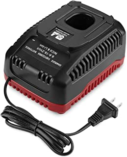 LANMU Replacement Battery Charger for Craftsman C3 9.6 Volt and 19.2 Volt Ni-Cd & Li-ion Battery