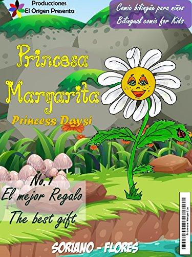 Princess Daysi: Princesa Margarita (English Edition)