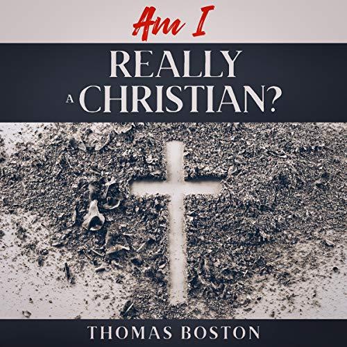 Am I Really a Christian? Titelbild