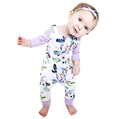 New Baby Boy Kids Children/'s Long Sleeve Fancy Jumpsuit Baby Bowknot Jumpsuit Cl