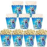 ZSWQ 24PCS boîtes de fête Sac de fête pour Enfant Boîtes à Popcorn pour Enfants Anniversaire thème Soirée cinéma, Carnaval, théâtre et Cadeaux