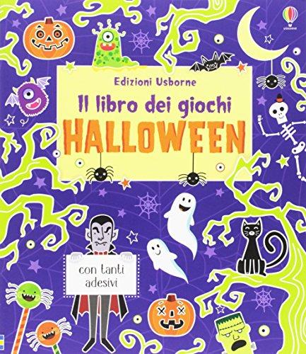 Halloween. I libri dei giochi. Ediz. a colori