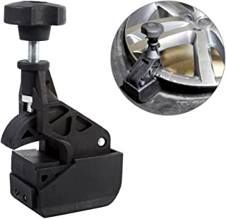 Yosoo Nylon Tire Changer Bead Clamp Drop Center Tool Rim Clamp Heavy Duty Machine