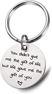 Step Mom Step Dad Gifts Father's Day Mother's Day - You Didn't Give Me the Gift of Life, But Life Give me the Gift of You