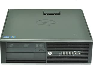 HP Compaq 8200 Elite SFF Recertified PC - Intel Core i5 3.1GHz, 4GB, 250GB, DVD-RW, Windows 7 Professional 64-Bit