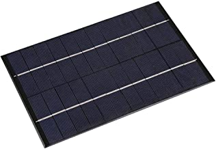 12V 4.2W Solar Panel Module Mini Portable DIY Polysilicon Battery Power Charger with High Efficiency