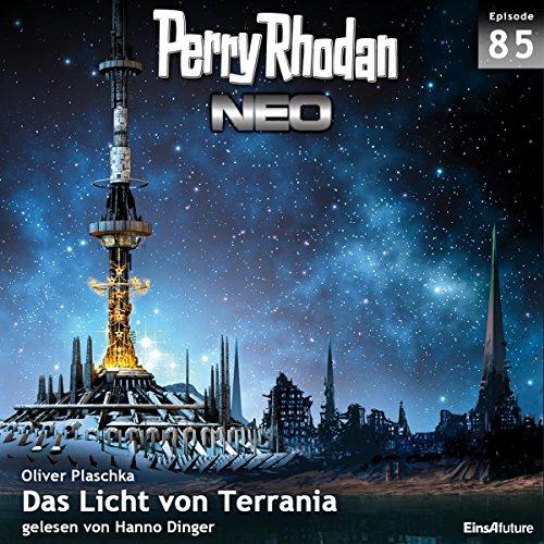 Das Licht von Terrania Titelbild