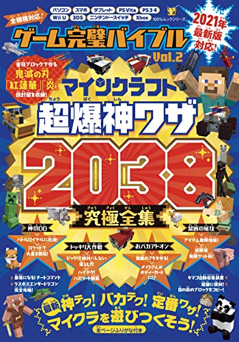 ゲーム完璧バイブル Vol.2 (100%ムックシリーズ)