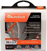 AutoSock 699 Size-699 Tire Chain Alternative