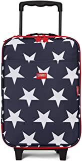 Penny Scallan Trolley Wheelie Case (2 Wheel) Navy Star