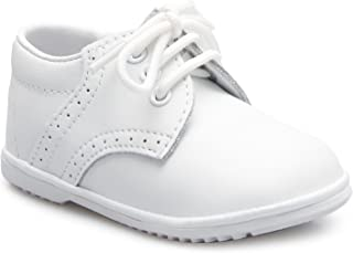 Baby Boys Infant to Toddler Oxford Christening Shoes