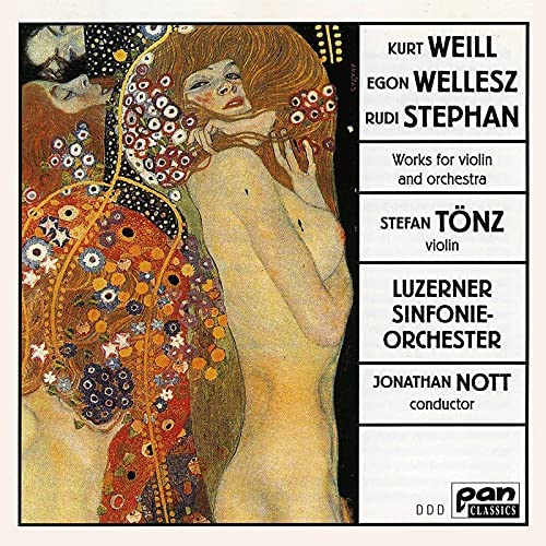 Stefan Tönz, Luzerner Sinfonieorchester & Jonathan Nott