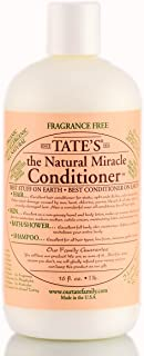 Tate's The Natural Miracle Conditioner 100% Organic 16 oz.