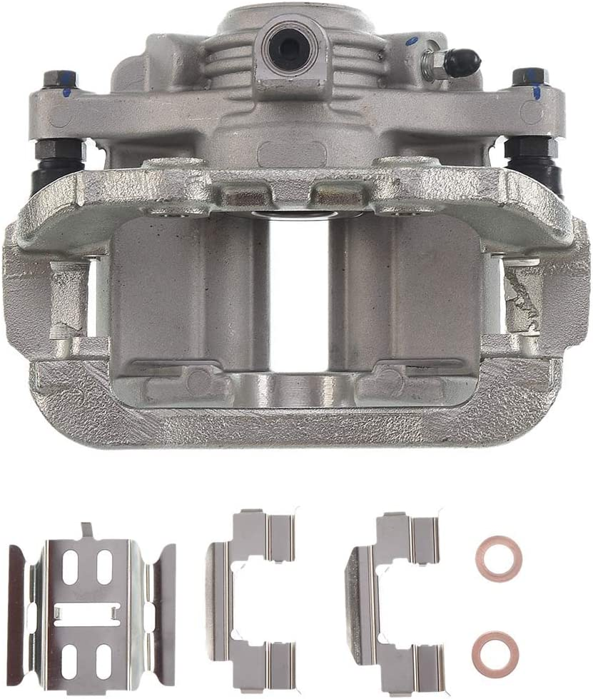 A-Premium Disc Brake Caliper Assembly Japan's largest assortment with Cheap mail order specialty store wi Compatible Bracket