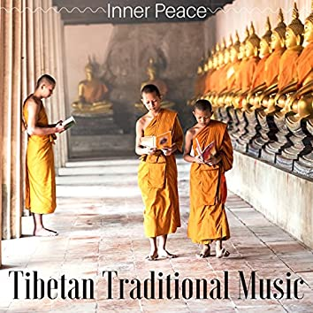 Tibetan Traditional Music: Meditation Classes, Inner Peace, Tranquil Sea, Asian Wellbeing Music, Gongs, Bells & Flute Music