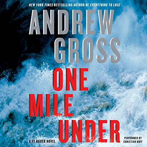 One Mile Under audiobook cover art