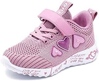 Unisexe Enfant Baskets Fille Chaussure Garcon Sneakers Chaussure de Course Chaussure Running Athlétiques Shoes Chaussures ...