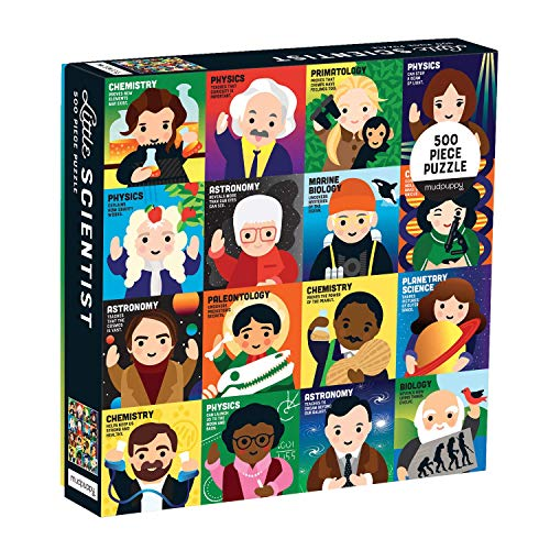 Little Scientist 500 Piece Family Puzzle (Puzzles)
