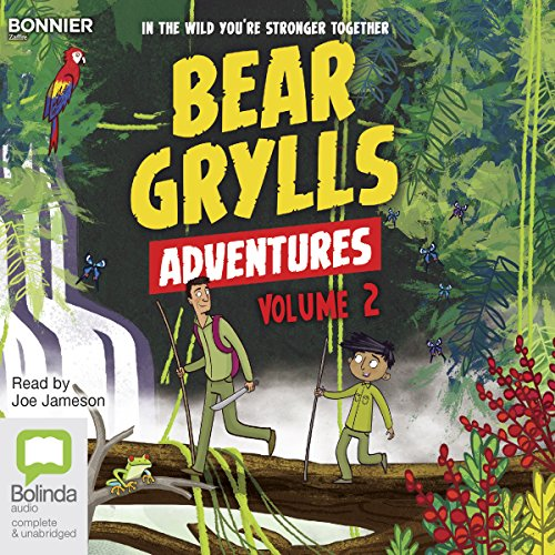 Bear Grylls Adventures: Volume 2 Titelbild