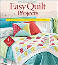 Easy Quilt Projects by Better Homes and Gardens Books (COR) (2011-08-02)