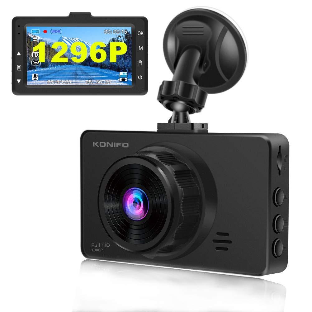 1080P Full HD Car DVR Dash Camera Video 170° Wide Angle Night Vision Recorder