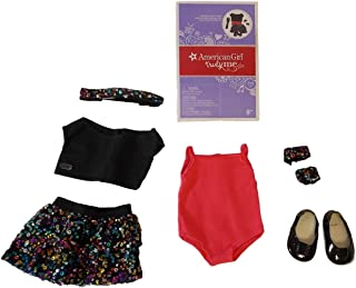 American Girl Truly Me Sparkling Star Dance Outfit for 18