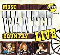 Most Wanted Country Live 6 [DVD]