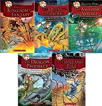 Geronimo Stilton: The Kingdom of Fantasy #1-#5 Pack: Geronimo Stilton: The Kingdom of Fantasy / The Quest for Paradise/ The Amazing Voyage / The ... of Fire by Geronimo Stilton (2014-05-03)