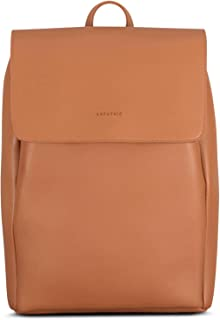 """Leather Backpack Women - Expatrié """"Noelle"""" Small Daypack Fashion Backpacks"""