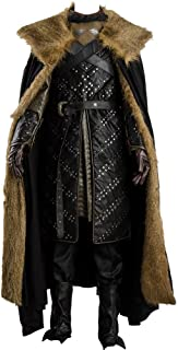 jon snow outfit season 7