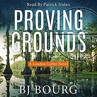 Proving Grounds cover art