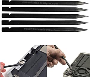Plastic Nylon Pry Spudger Pick Stick Probe Precision Repair Set Spunger Tools Kit Compatible with iPad, iPhone, iMac, Samsung, LG, Tablet, Notebook, x5 Spudger
