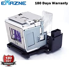 Emazne AN-D350LP Professional Projector Replacement Compatible Lamp with Housing Work for Sharp:PG-D2500X Sharp:PG-D2710X Sharp:PG-D2870W Sharp:PG-D3550W Sharp:XR-50S Sharp:XR-55XL (AN-D350LP)