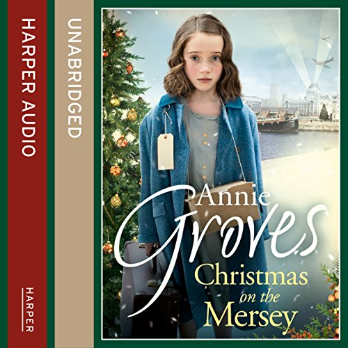 Christmas on the Mersey audiobook cover art