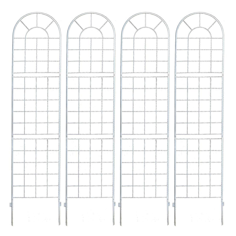 クラシックフェンス220 ハイタイプ 4枚組 ホワイト YB016H-4P-WHT(SST)