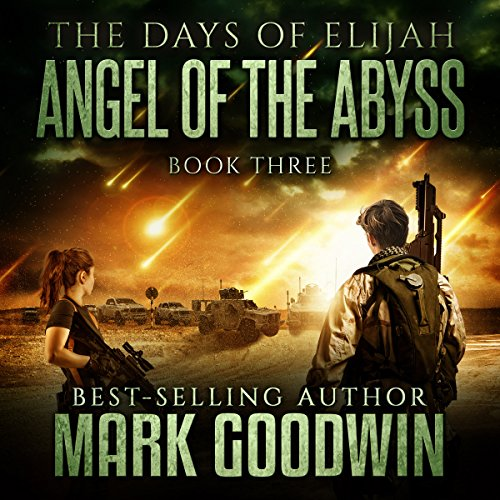 Angel of the Abyss audiobook cover art