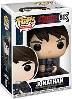 Funko Pop Television: Stranger Things - Jonathan with Camera Collectible Figure