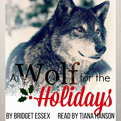A Wolf for the Holidays audiobook cover art